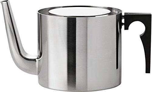 Stelton Arne Jacobsen tea pot, 42.3 oz by Stelton