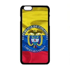 Republica de Colombia libertad y orden Cell Phone Case for iPhone plus 6