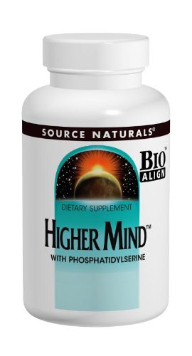Tablets 90 Lifetime - Source Naturals Higher Mind, Smart Nutrients for the Performance of a Lifetime 90 Tablets