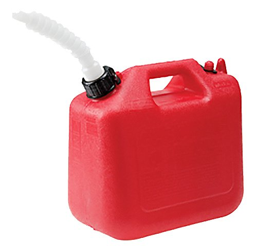 Wedco 81022 Gas Can, 9.4 Liter, Red MOU28