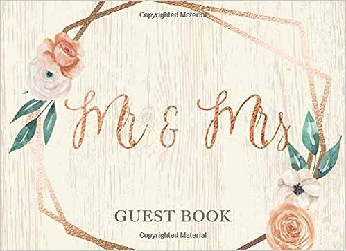 Photo guest book //// guestbook //// copper wedding //// weddings //// copper foil ////