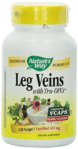 Way veines des jambes, 120 Vcaps Nature