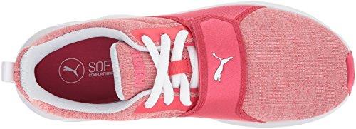 Puma Womens Prodigy Wn Sneaker Paradise Pink-puma Bianco