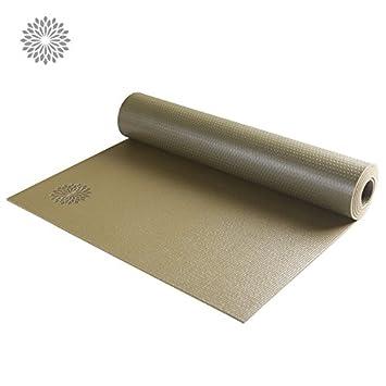 YOOMATLa Estera del Yoga clásico PVC colchoneta de Yoga ...