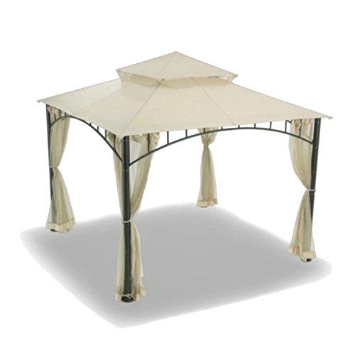 OPEN BOX Replacement Canopy Top Cover for Target's Summer Veranda Gazebo - Beige
