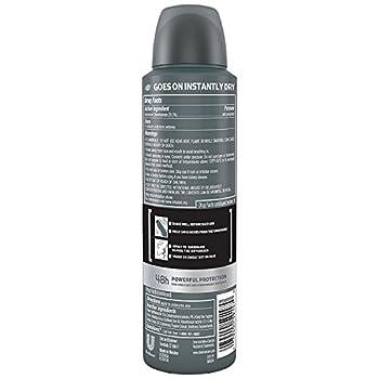 Dove Men Care Invisible Dry Spray Deodorant (3.8 Oz., 3 Pk.) 2
