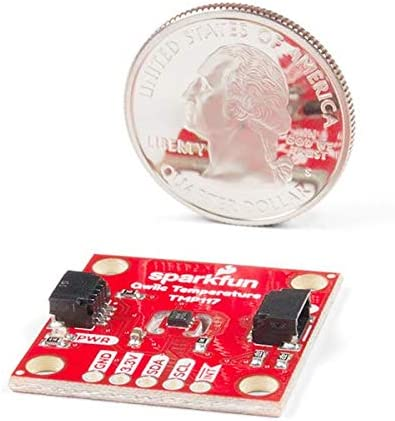 SparkFun Electronics Hochpr/äziser Temperatursensor Qwiic TMP117