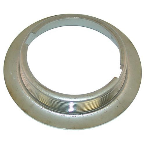 Component Hardware Group D10-X012 S/S Face Flange (3-1/2'' Sink Opening), 0.256'' x 0.256'' x 0.256'' by Component Hardware Group