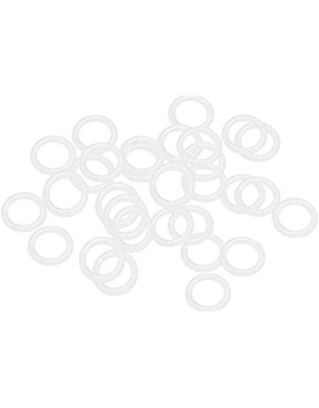 O Ring Seal Washers 21-34mm Cord Thickness 1,0 mm NBR 70 O Rings Ringe
