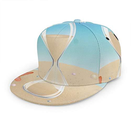 Sport Sun Cap Seaside Scene Outdoor Sports Cap Hat Unisex Baseball Cap Run Cap (Usc Beer Bucket)