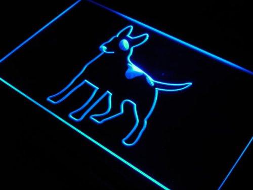 Bull Terrier Dog Breeders Shop LED Sign Neon Light Sign Display j546-b(c)