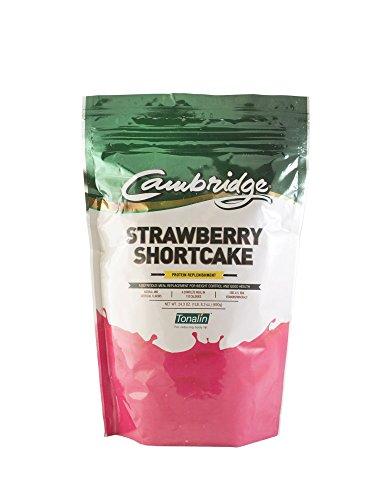 Tonalin CLA - Strawberry Shortcake - Case by Cambridge