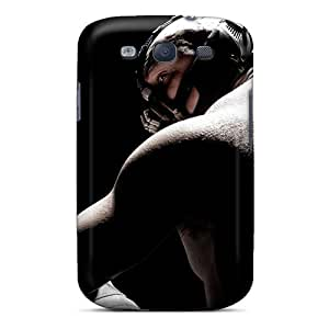 Galaxy S3 QEC3439XEQu Allow Personal Design Colorful Tom Hardy As Bane In Dark Knight Rises Pictures Shock Absorption Hard Cell-phone Case -cases-best-covers