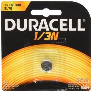 - Duracell DL1/3N CR1/3N 3V Lithium Battery 3 Pack