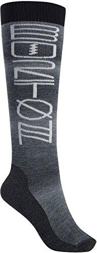 Burton Merino Scout Socks Womens Sz S/M (Burton Scout Snowboard Sock)