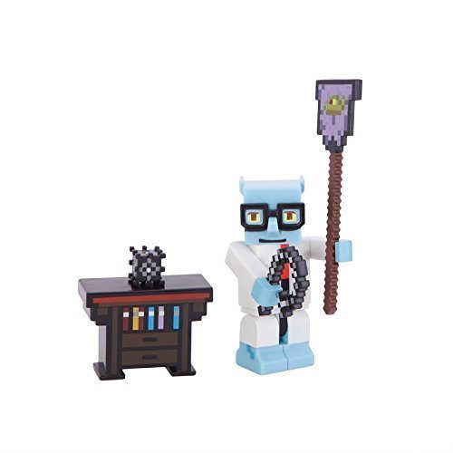 Terraria Series 1 Goblin Tinkerer with Accessory Action Figure by Jazwares by Jazwares