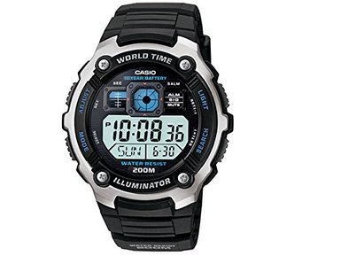 Casio Men's AE2000W-1AV