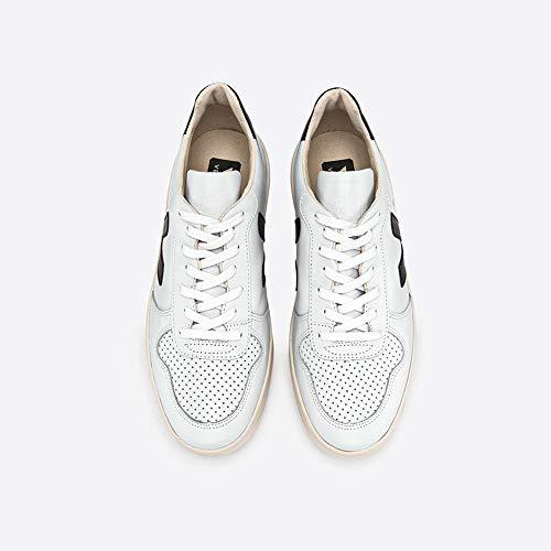 Baskets 10 noir V Blanc Veja Basses Blanc Mode Hommes aAOpqEwE