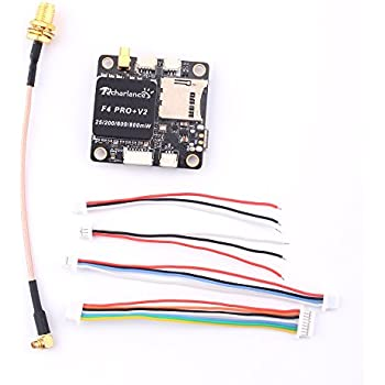 f4 pro v2 flight controller,rcharlance upgrade 36 x 36mm f4 omnibus flight  controller with betaflight osd 5v bec & current sensor for rc multirotor  fpv