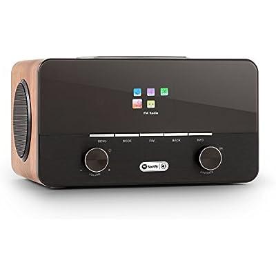 auna-connect-150-bk-21-internet-radio