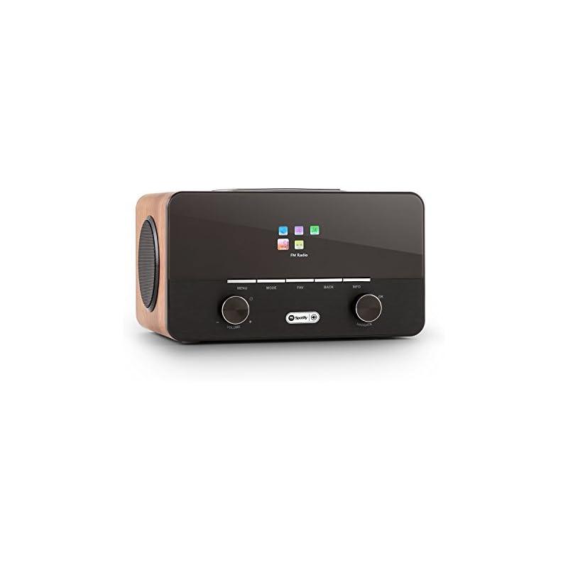 auna Connect 150 BK • 2.1 Internet Radio