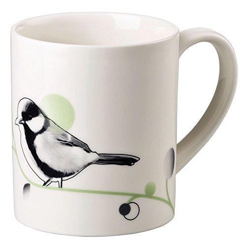- Hutschenreuther 02466725584 Green Garden Mug with Handle-Fat, 0.25Litre