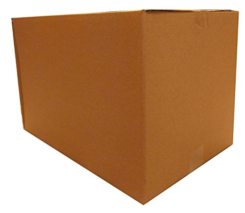 PrintOnlineStore 5 Ply Corrugated Box/Shipping Boxes/Packaging Boxes (Size: Size :(24 Inches * 18 Inches * 18 Inches) – Pack of 10 Boxes
