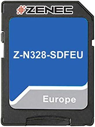 Zenec Z-N328-SDFEU Navigationssoftware f/ür Z-N328 auf Micro SD Karte