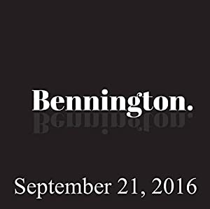 Bennington, Nile Rodgers, Bobby Slayton, September 21, 2016 Radio/TV Program