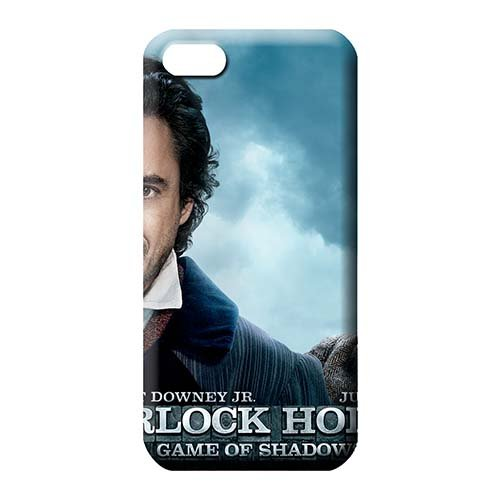 Phone Case Excellent Fitted Compatible Sherlock Holmes A Game of Shadows Mobile Phone Covers iPhone 7 Plus