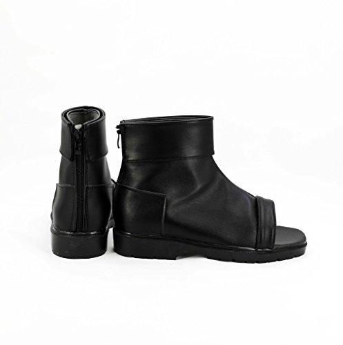 NARUTO Anime Ninja Cosplay Shoes Boots Custom Made zLbn7LDq