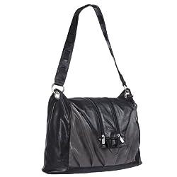 Lassig Tender 'V-Bag' Diaper Bag ,green