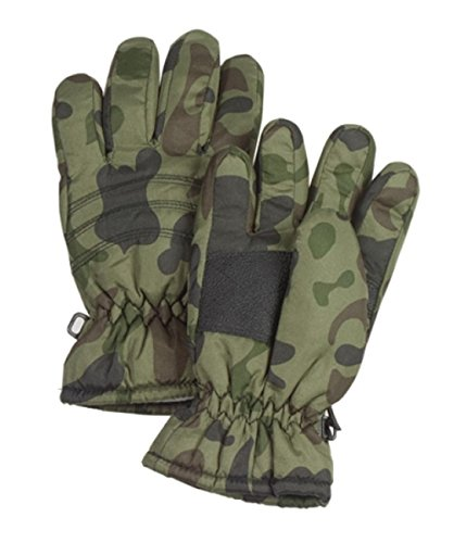 Rothco Kids Thermoblock Insulated Gloves, Camo, Small