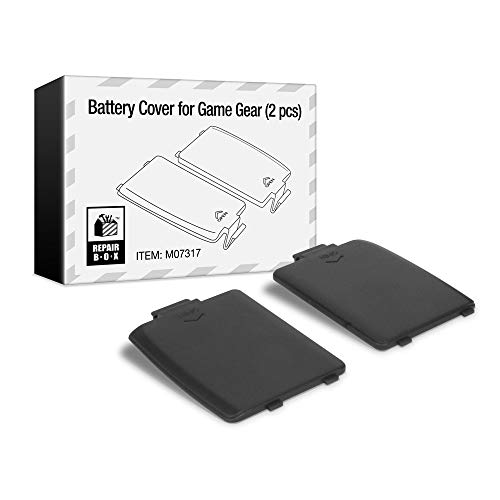 RepairBox Battery Cover for Game Gear (1-Set)