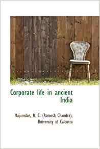 corporate life in ancient india pdf