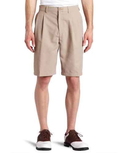Callaway Men's Double Pleated Solid Short