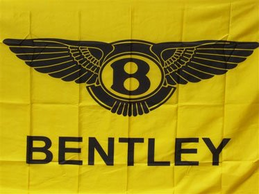 Bentley Traditional Flag (Bentley Clock)