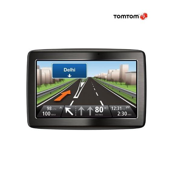 Tomtom VIA 120 Easygoing Car Navigation System