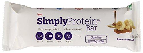 Simply Barres protéinées