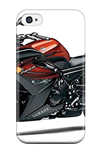 Defender Case For Iphone 4/4s, Yamaha Motorcycle Pattern