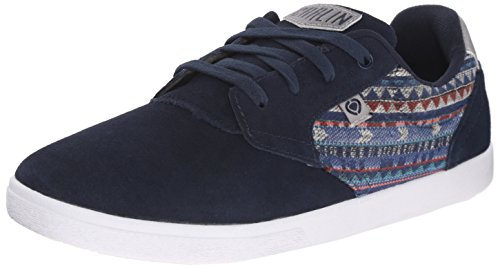 C1RCA Men's jc01, Navy/Frost Gray 10.5 M US (Rca Clothing)