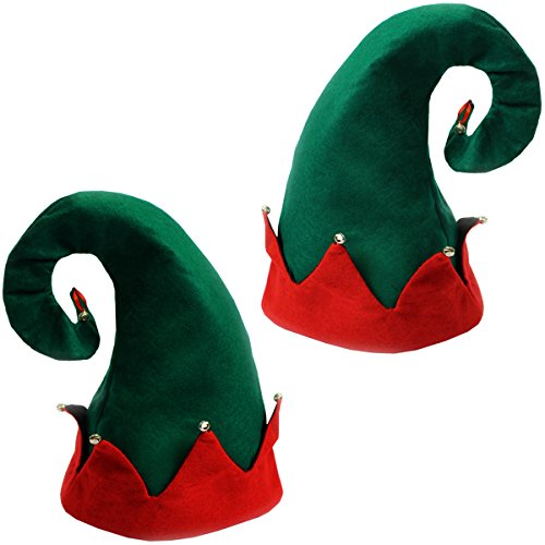 Christmas Hats.Funny Party Hats Christmas Hat Santa Hat Elf Hat Reindeer Import It All