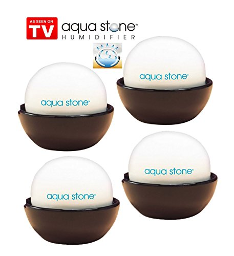 As Seen On Tv Aqua Stone Humidifier (4 Pack)