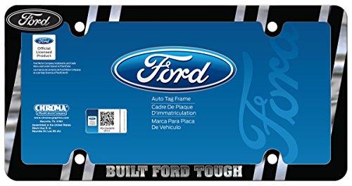 Chroma Graphics 42528 Built Ford Tough Chrome ()