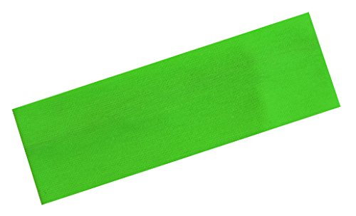 1 Dozen 2.5 inch Cotton Soft and Stretchy Headbands Funny Girl Designs (Official Funny Girl Neon (Headband Pink Green)