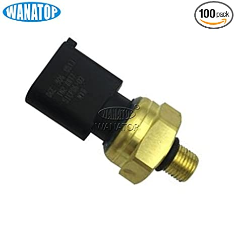 Amazon com: New Fuel Pressure Sensor 06E906051J 06E906051K