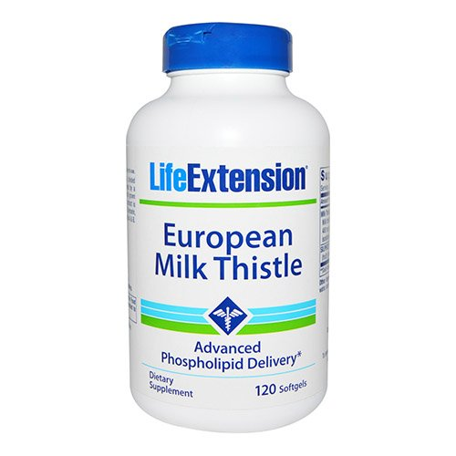 Life Extension European Thistle Advanced Phospholipid