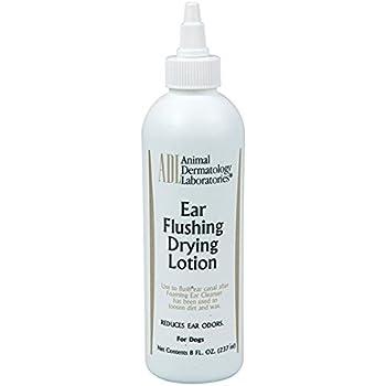 Amazon Com Animal Dermatology Adl Ear Flushing Drying