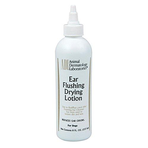 ADL Ear Flushing Drying Lotion - 8 oz