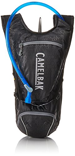 CamelBak Rogue Crux Reservoir Hydration Pack, Black/Graphite, 2.5 L/85 oz ()